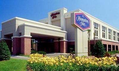 Hampton Inn Pensacola Airport Exterior View
