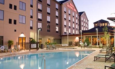 Hilton Garden Inn Pensacola Airport/Cordova Mall Exterior View